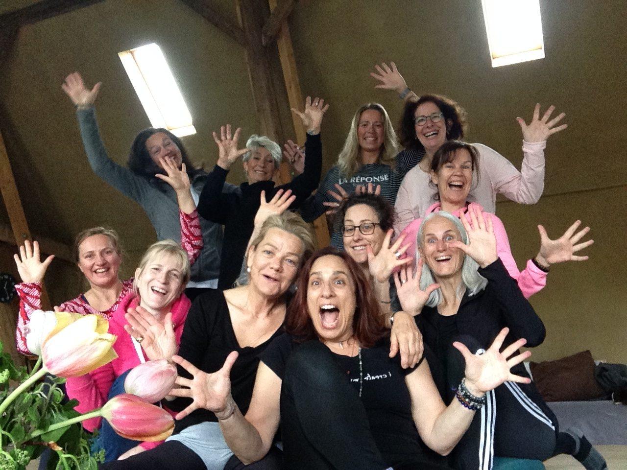 Yoga Wochenende Eifel Donna Danton