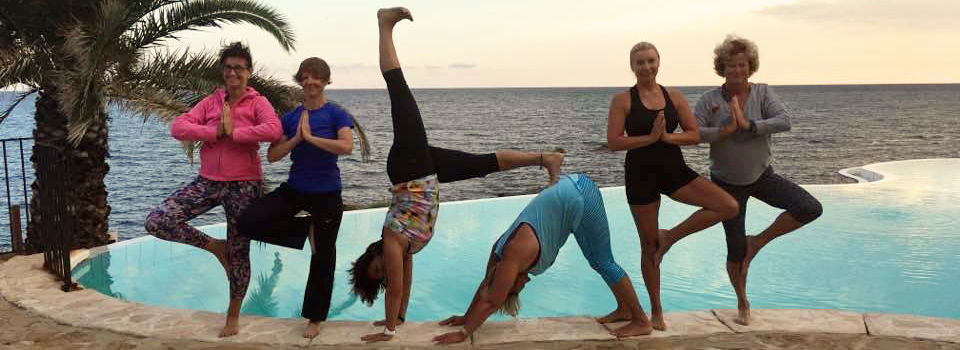 Yoga Retreat Woche Italien, Sardinien