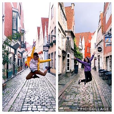 Yogareise nach Bremen